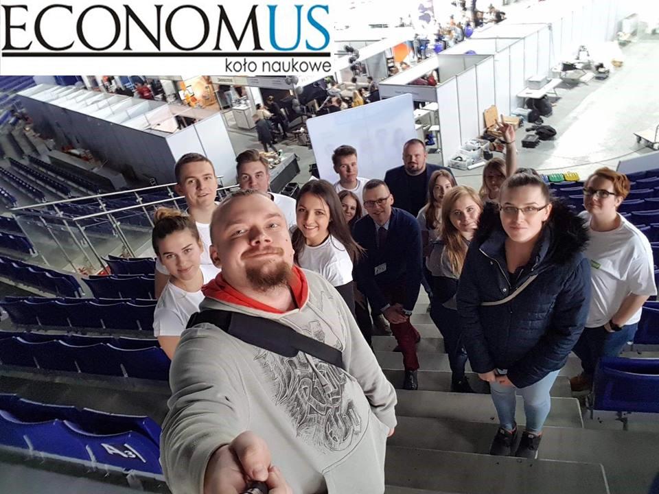 II Miejsce KN EconomUS podczas I Wirtualnego Przeglądu Kół Naukowych Uniwersytetu Szczecińskiego